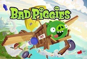 La venganza está lista, Rovio lanza Bad Piggies