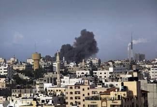 Más de 100 muertos en Gaza tras dos nuevas víctimas en otro ataque