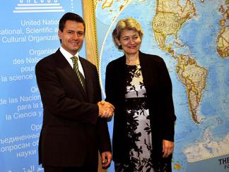 EPN presume que México ya es una potencia económica emergente