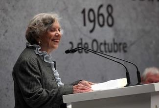 Como México no es un país de lectores 'todos pueden ser presidentes': Poniatowska