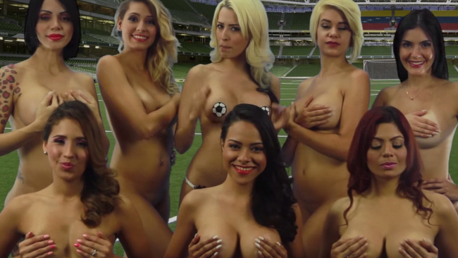 Фото голых девушек ведущих