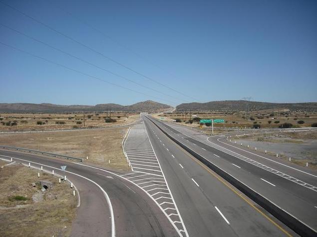 Avance Mazatlan Durango Carretera Durango-mazatlán