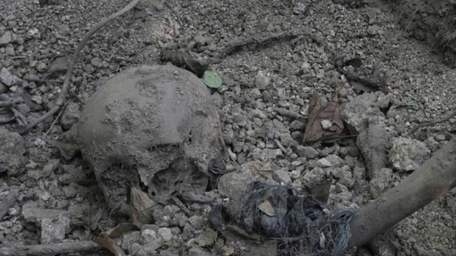 Encuentran fosa clandestina en Apatzingan, Michoacán | Noticias MVS
