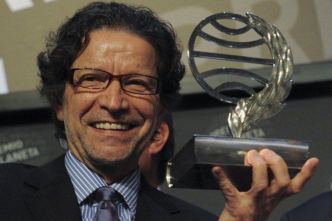 Jorge Zepeda Patterson, premio Planeta Novela 2014